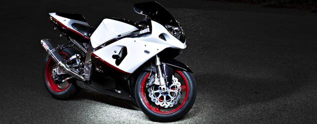 Звуки мотоцикла