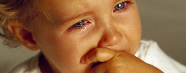 Звук плача ребенка
