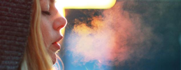 Звук дыхания человека
