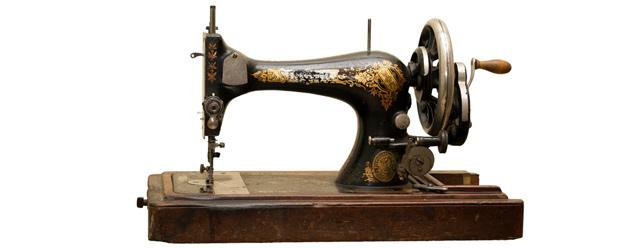 Звук швейной машинки