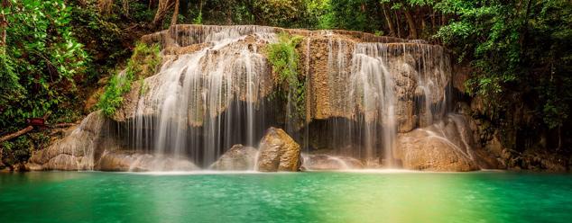 Шум водопада