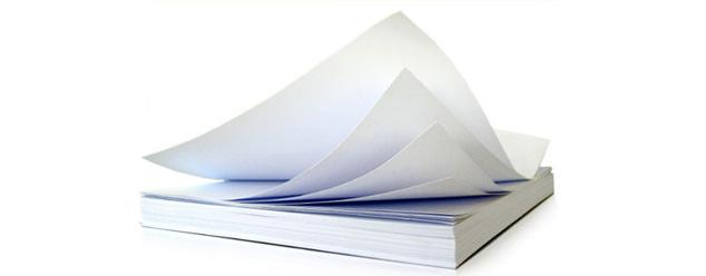 Звук бумаги
