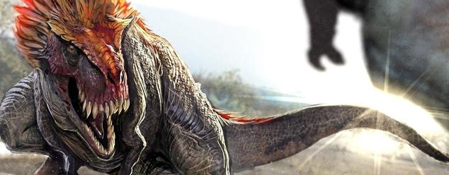 Звуки динозавров