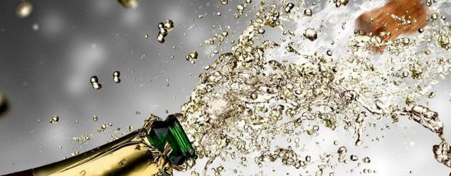 Звук шампанского