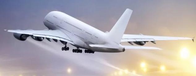 Звук самолета