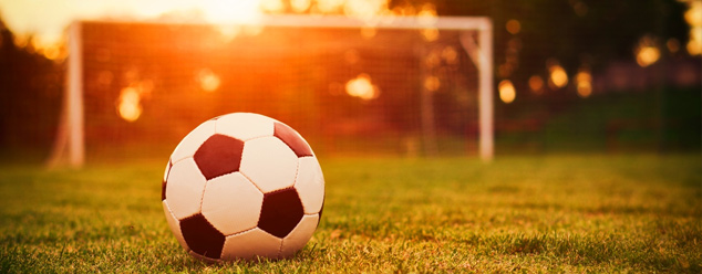 Звуки футбола