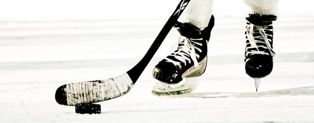 Звуки хоккея