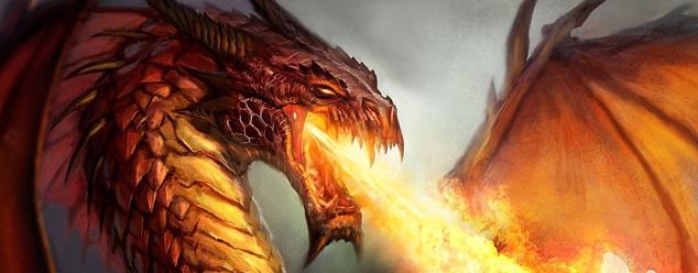 Звуки дракона
