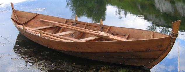 Звук лодки