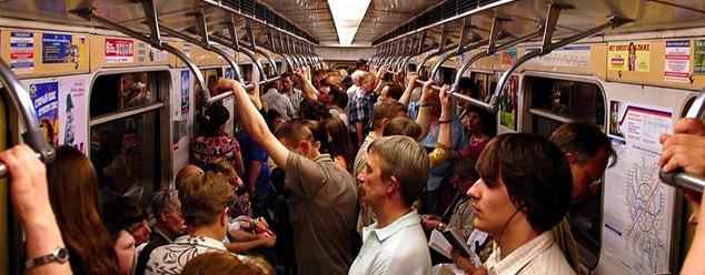 Звуки общественного транспорта