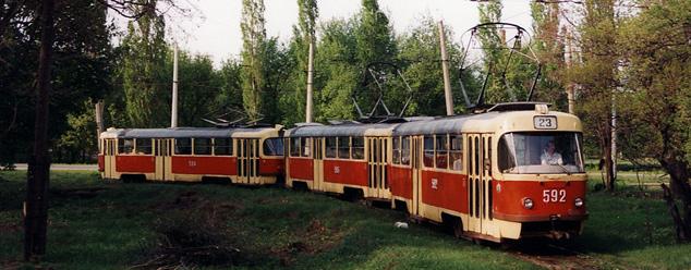 Звуки трамвая