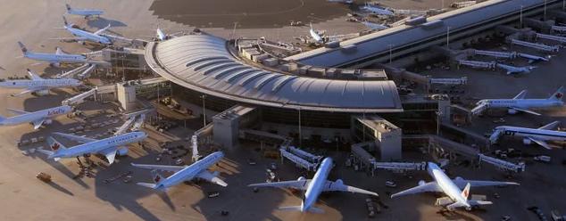 Звуки аэропорта