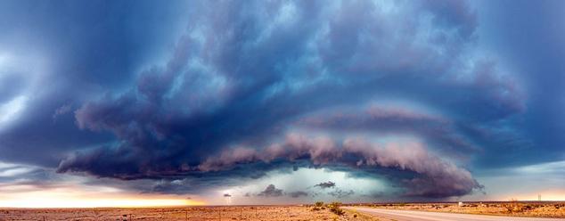 Звуки бури
