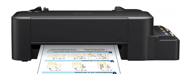 Звуки принтера