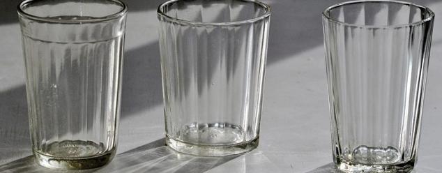 Звуки стаканов