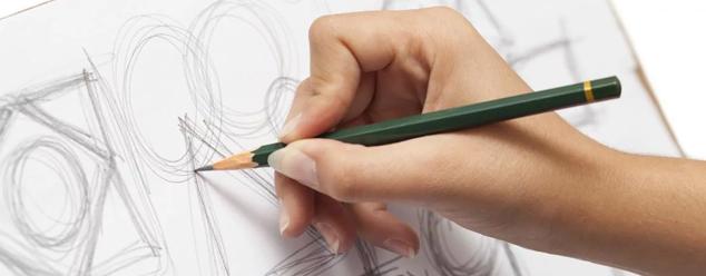 Звуки карандаша