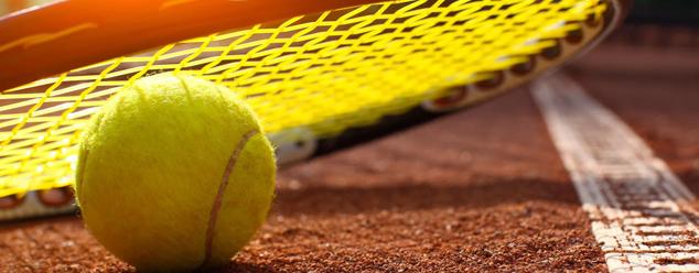 Звуки тенниса