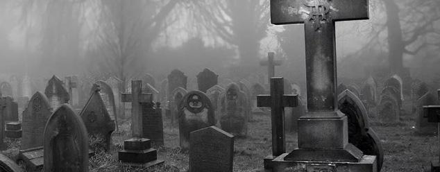 Звуки кладбища