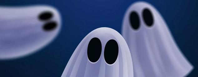 Звуки призраков