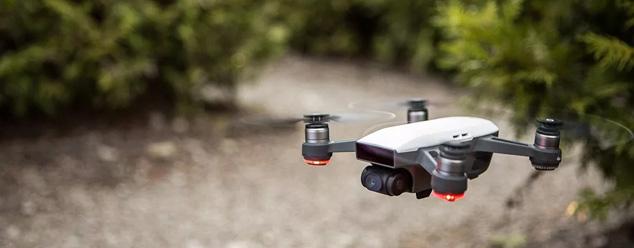 Звуки дрона
