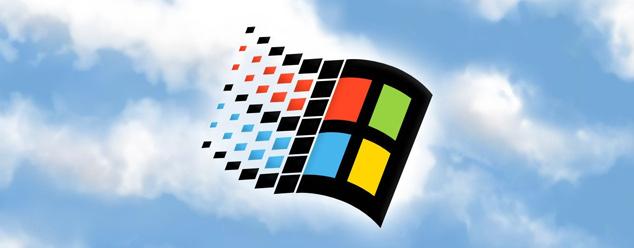 Популярные звуки старых версий Windows